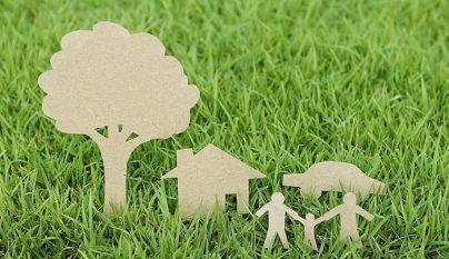 Familia verde