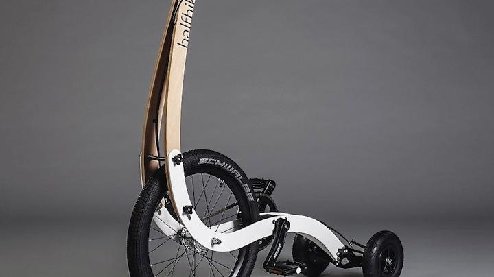 Halfbike 2 1