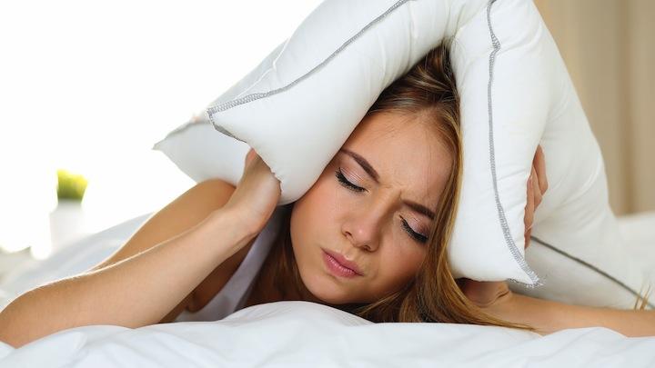 Ruido insomnio