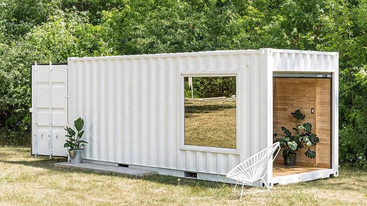 Qu es este contenedor una casa o una tienda - Casa container espana ...