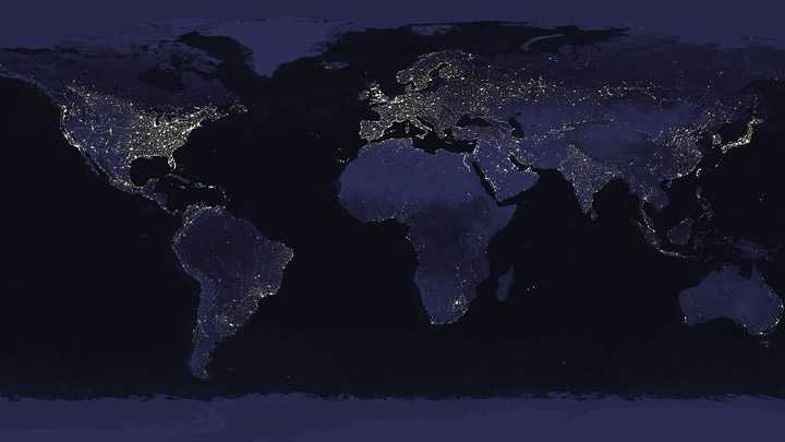 Polucion luminica
