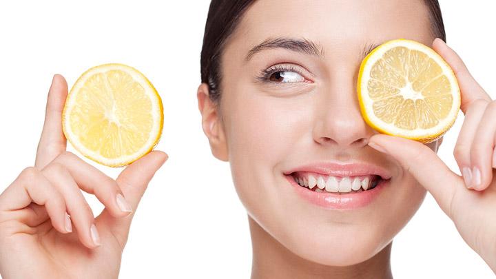 Belleza con limones