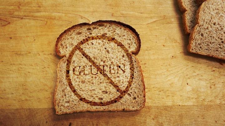 Pan libre de gluten
