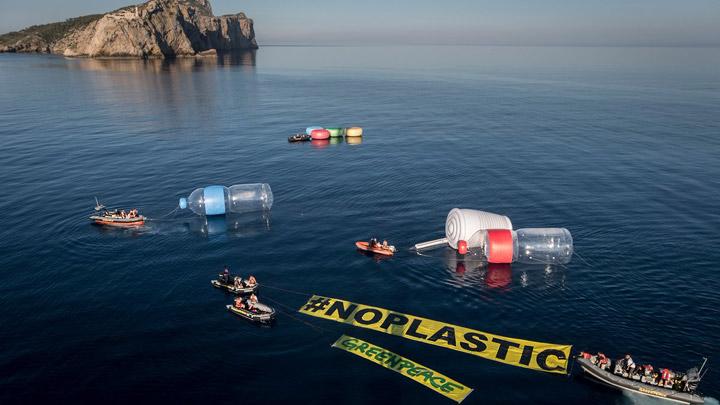 Greenpeace Contaminacion Mediterraneo