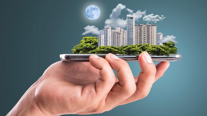 Smart City Smartphone