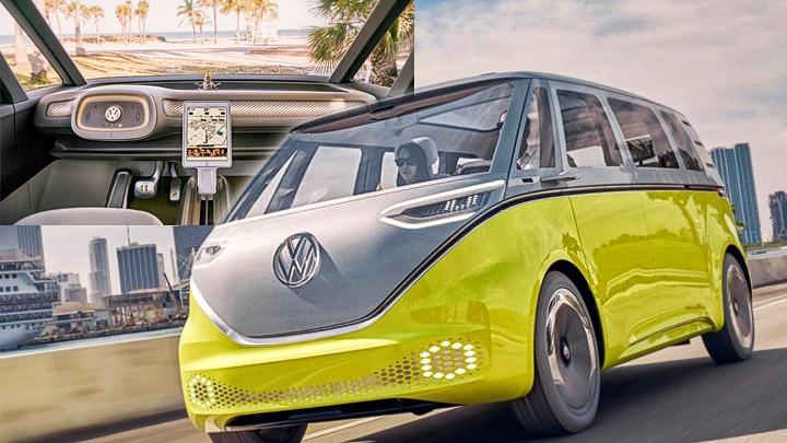 Volkswagen electrico