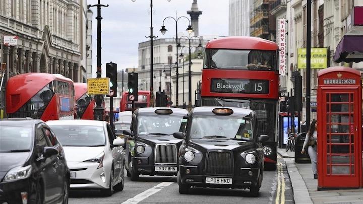 Londres trafico