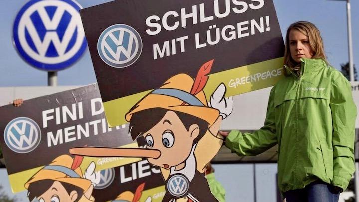 Alemania escandalo diesel