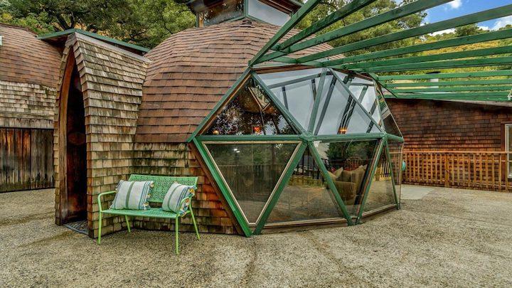 Casa geodesica