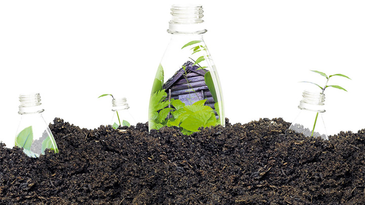 Los españoles prefieren comprar productos con envases sostenibles