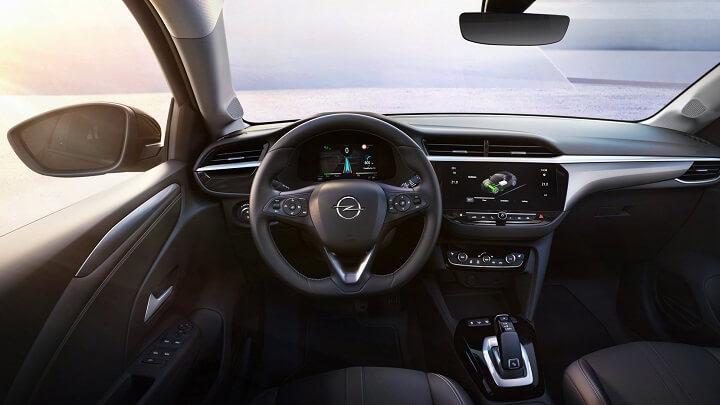 Opel-Corsa-e-interior