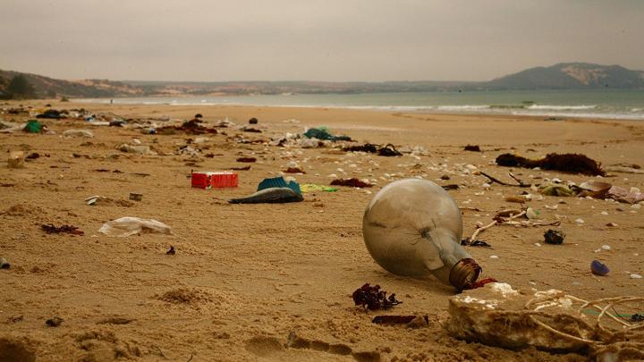 mar-basura